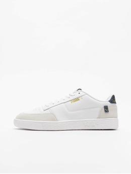 Puma Baskets Sampson MC Clean blanc