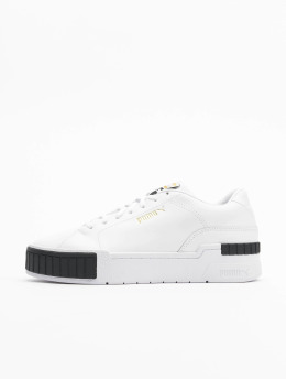 Puma Baskets Cali Sport Clean blanc