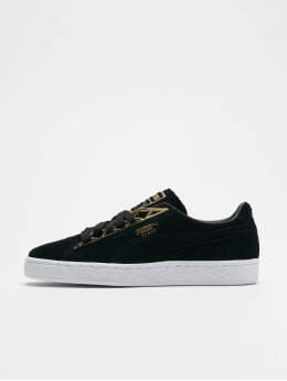 Puma Baskets Suede Jewel Metalic noir