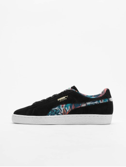 Puma Baskets Suede Secret Garden noir