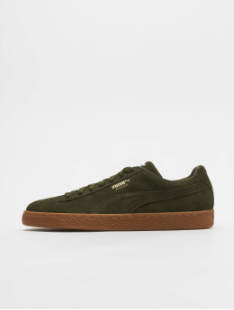 Puma | Suede Classic olive Homme,Femme Baskets