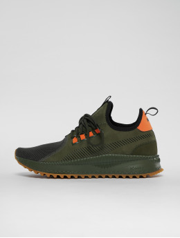 Puma Baskets Tsugi Apex Winterized olive