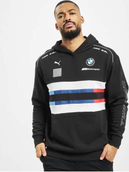 Puma Bluzy z kapturem BMW MMS Street Midlayer Transition czarny