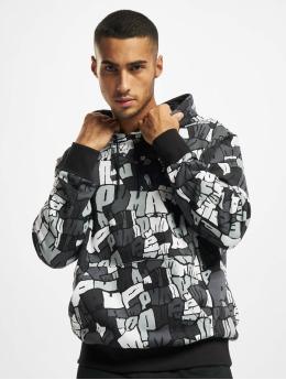 Puma Bluzy z kapturem Booster czarny