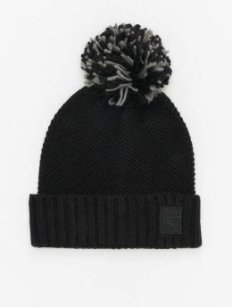 Puma Bonnet hiver Archive Pom noir