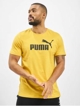 Puma Camiseta ESS  amarillo
