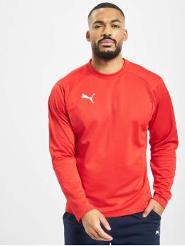Puma Camiseta de manga larga Liga Training Sweat rojo
