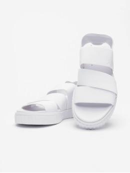 Puma Claquettes & Sandales Cali Sandal X SG blanc