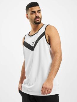 Puma Débardeur Iconic MCS blanc
