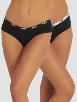 Puma Dobotex Lingerie Iconic Hipster 2P noir