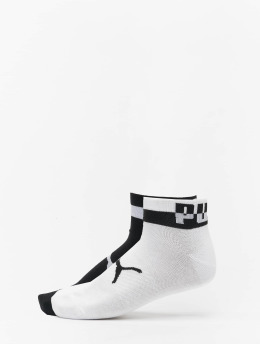 Puma Dobotex Ponožky Dobotex Quarter 2 Pack bílý