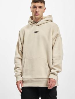 Puma Felpa con cappuccio Oversized FL  beige