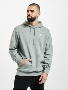 Puma Hoodie Classics Logo Embroidery grey