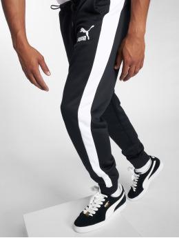 Puma Jogging kalhoty Classics T7 čern