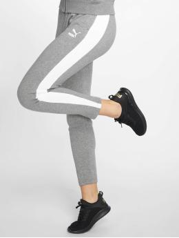 Puma Jogging kalhoty Classics T7 Track šedá