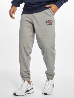 Puma Jogging kalhoty OG Cuffed šedá