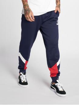 Puma Jogging kalhoty Mcs modrý