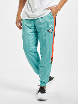 Puma Jogging luXTG Woven turquoise