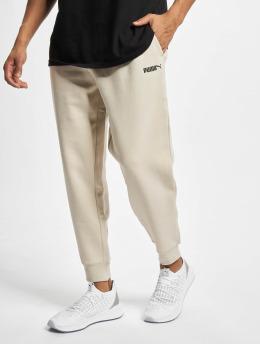 Puma Joggingbukser Oversized FL  beige