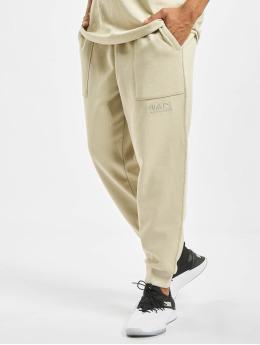 Puma Jogginghose Heavy Classics beige
