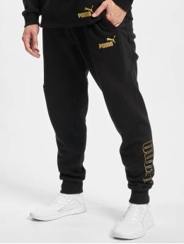 Puma Jogginghose Winterized  schwarz