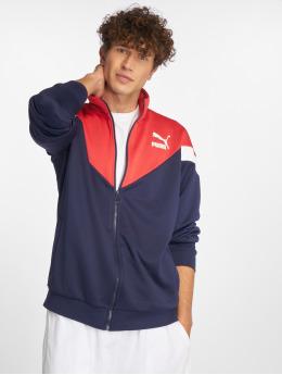 Puma Kurtki przejściowe Mcs Track Jacket niebieski