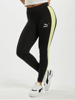 Puma Legging Logo T7 schwarz