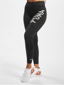 Puma Leggings de sport Logo 7/8 noir