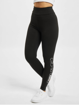 Puma Leggings/Treggings Rebel High Waist 7/8 black