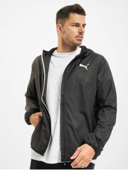 Puma Lightweight Jacket Essentials Solid black