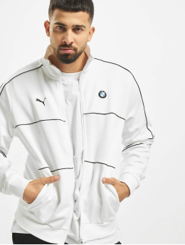 Puma Lightweight Jacket BMW M Motorsport T7 white