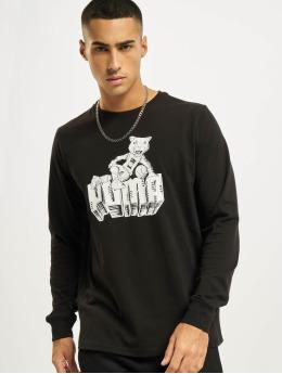 Puma Longsleeves Dylan 1 czarny
