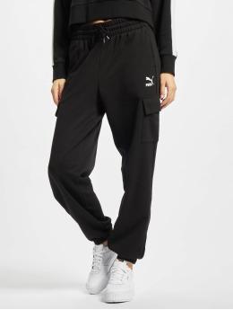 Puma Pantalón deportivo CLSX Cargo negro