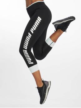 Puma Performance Леггинсы Modern Sports Foldup черный