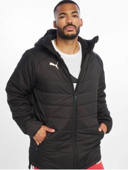 Puma Performance Стеганая куртка Performance Liga Sideline Bench черный