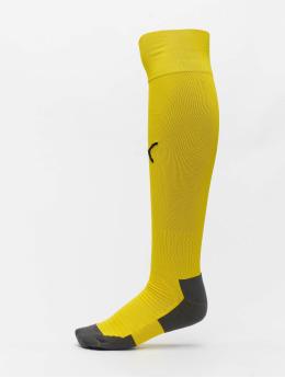 Puma Performance футбольная экипировка Team Liga Core желтый