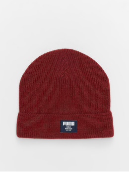 Puma Performance Beanie Ribbed Classic rot