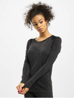 Puma Performance Compressie t-shirts Evoknit Seamle zwart