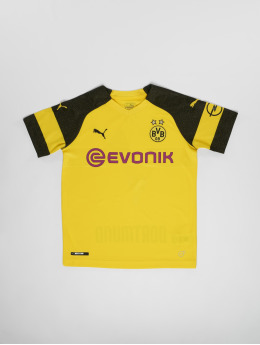 Puma Performance Equipación de clubes BVB Jr Home Replica  amarillo