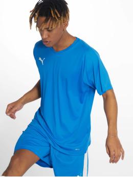 Puma Performance Fotballskjorter Liga Core blå