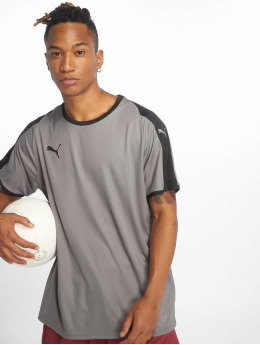 Puma Performance Fotballskjorter Liga grå