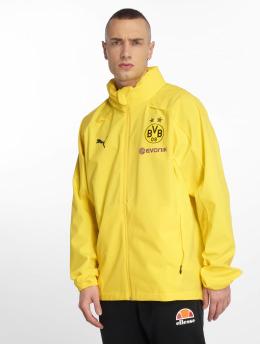 Puma Performance Funktionsjacken BVB gelb