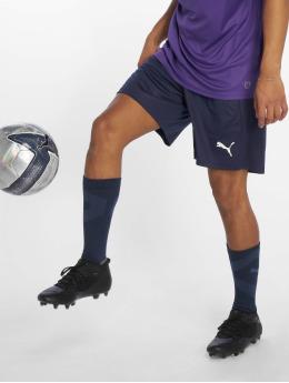 Puma Performance Fußballshorts Liga Core modrý