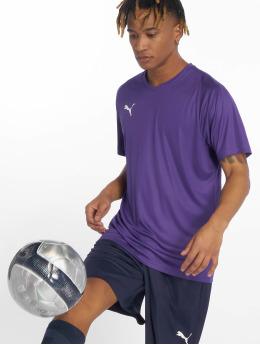 Puma Performance Fußballtrikots Liga Core fialový