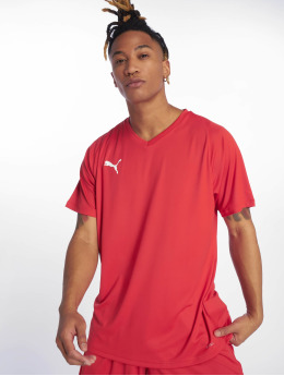 Puma Performance Fußballtrikots Liga Core  rot