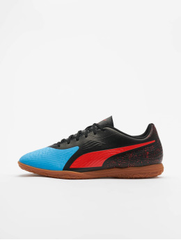 Puma Performance Hallenschuhe Performance Puma One 19.4 niebieski