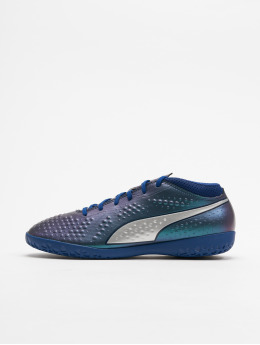Puma Performance Indoorschuhe One 4 Syn IT blau