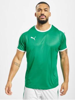 Puma Performance Jersey Performance Liga зеленый