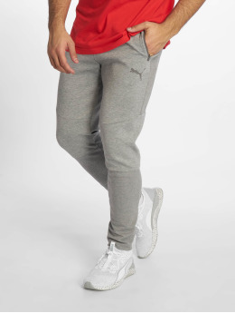 Puma Performance Jogginghose Evostripe Move grau
