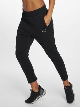 Puma Performance Jogginghose Evostripe schwarz